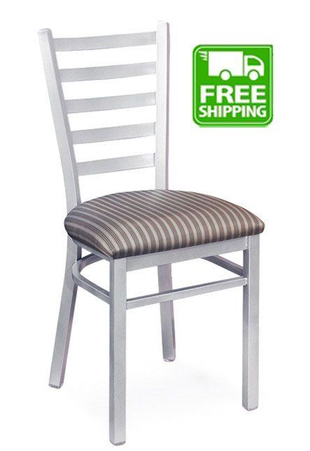 Alden Metal Frame Chair