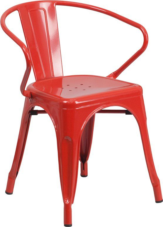 Bistro Indoor Outdoor Arm Chair2