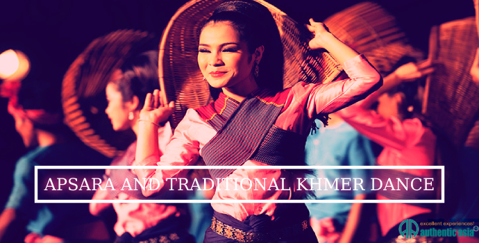 Apsara and Traditional Khmer Dance