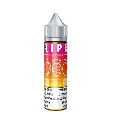 Peachy Mango Pineapple by Vape 100 Ripe Collection