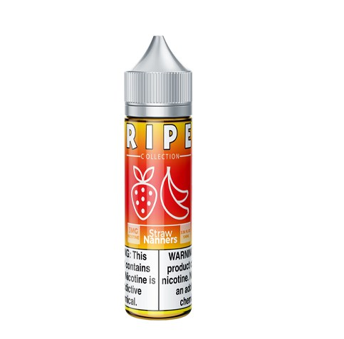 Straw Nanners by Vape 100 Ripe Collection 60ml