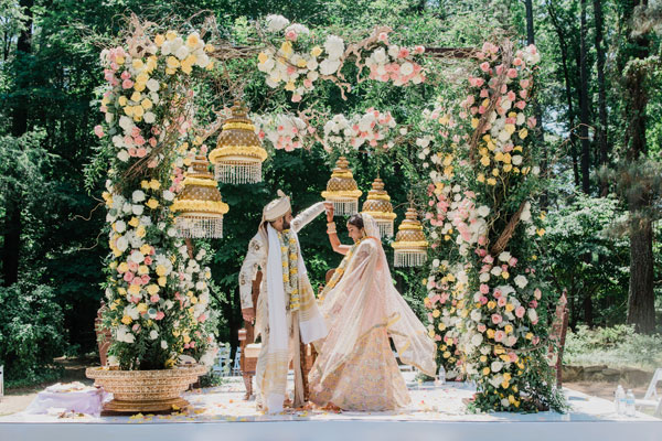 South Asian Weddings Photography in Southern California