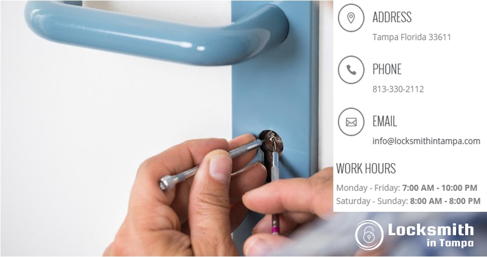 KeyLess Residential Locksmith Tampa, FL