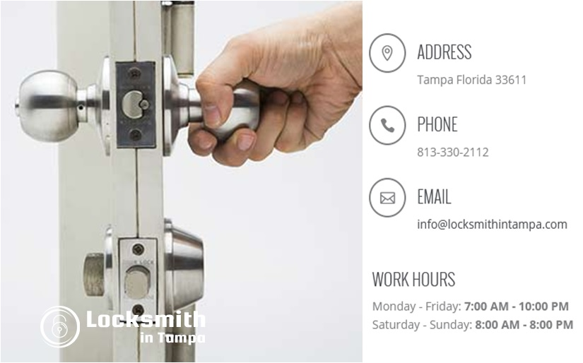 Professional Locksmiths In Tampa Fl