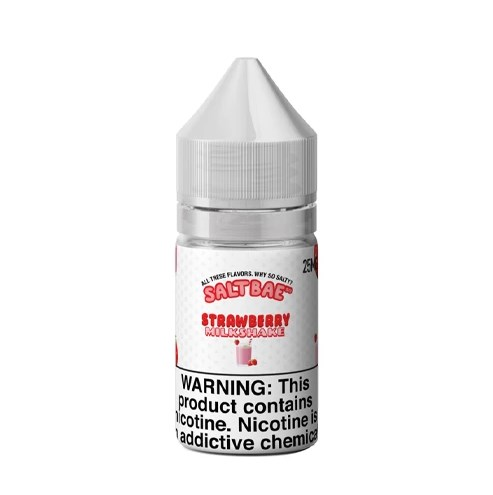 Strawberry Milkshake by Salt Bae 30ml