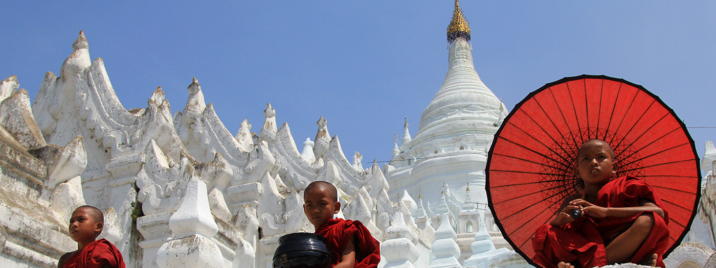 tour in Myanmar