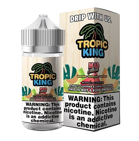 Mad Melon by Tropic King 100ml