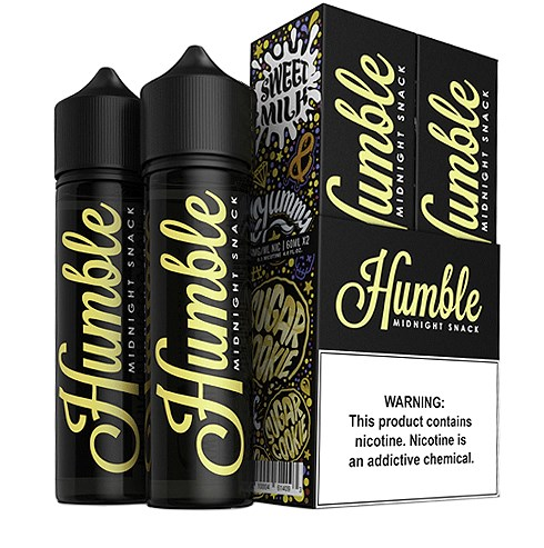 Midnight Snack by Humble Juice Co 120ml (2x60ml)