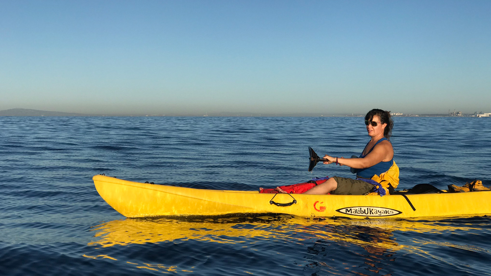 Kayaking In Newport Beach