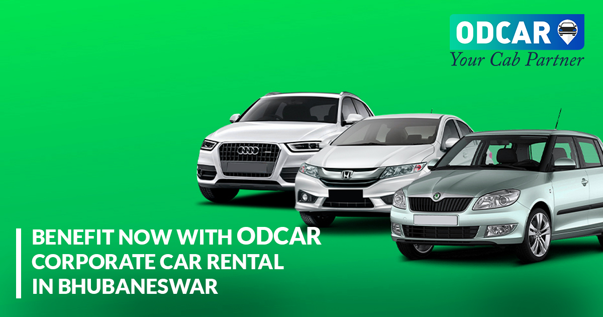 Corporate Car Rental in Bhubaneswar