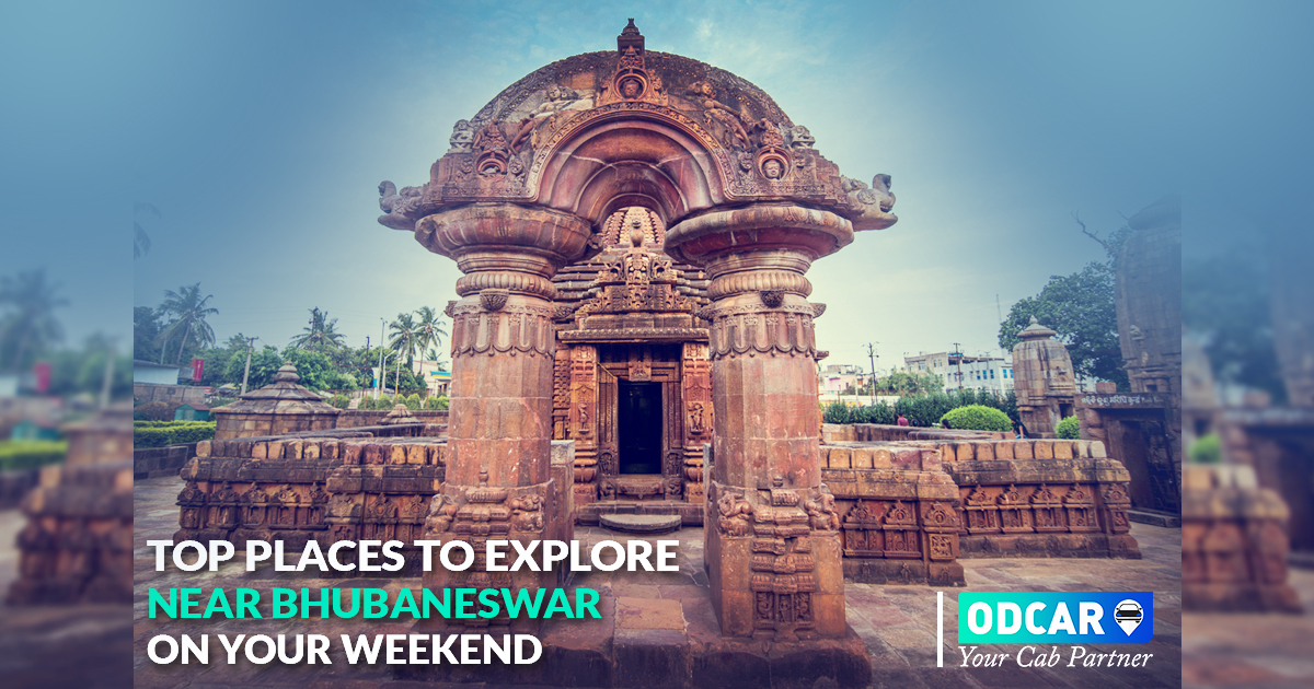 Top Places to Explore Near Bhubaneswar