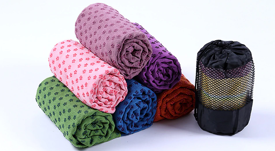 non-slip yoga mat towel in Canada