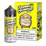 Lemon Vape Juice by Johnny Creampuff