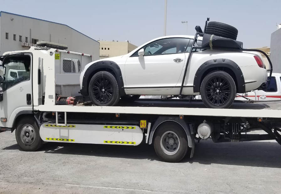 Car Recovery