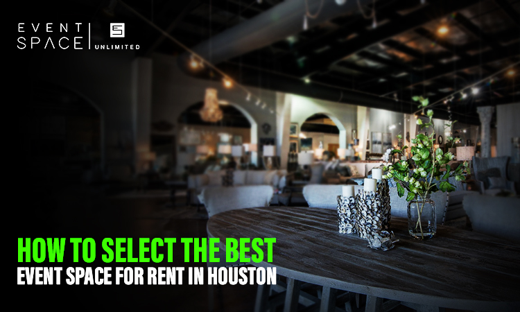 Event Space for Rent in Houston