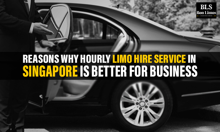 Hourly Limo Hire Service in Singapore